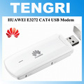 Original Unlock HUAWEI E3272 150Mbps 4G LTE FDD Modem usb dongle Support LTE FDD 800/900/1800/2100/2600Mhz
