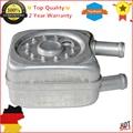 Масляный радиатор AP01 для Audi A3 A4 A6 VW Golf 3 4 Caddy Passat T3 T4 T5 Jetta 2  для Seat Skoda 1 8 1 9 2 0 068 117 021 B/BV/BX