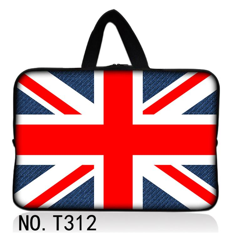 2015 Union Jack 11,12,13,14 15 inch Universal Laptop Ultrabook Notebook Skin Bag &for Macbook Air Pro Sleeve Case Women Men image