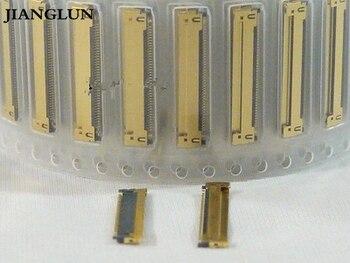 "JIANGLUN 5x nowy Lcd Led Lvds kabel ekranu złącze 40pin Pro A1286 A1297 15 ""17"""