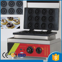 220V/110v Small sweet bread donuts machinery maker making machine for sale