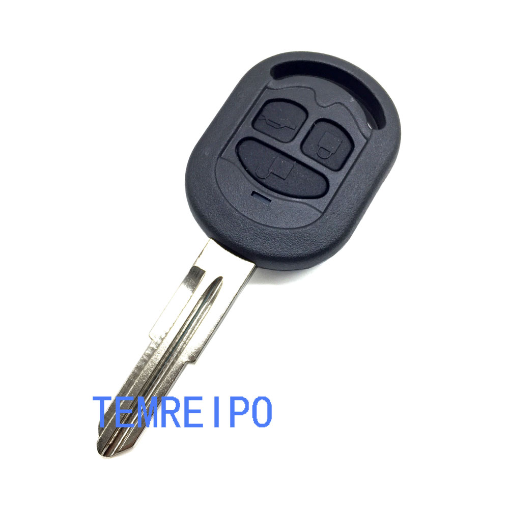 3 Button <font><b>Remote</b></font> <font><b>Key</b></font> Shell for Buick <font><b>Excelle</b></font> after 2005 ( trunk button) image