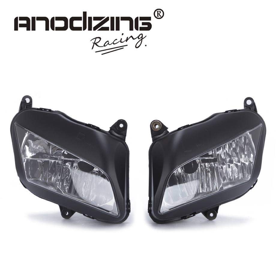 Motorcycle Headlight Head light Lamp For Honda CBR600RR CBR 600 RR F5 2007 2008 2009 2010 2011 2012 цена