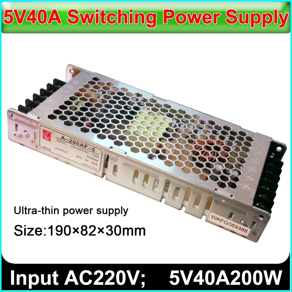 Ultra-thin switch power supply…