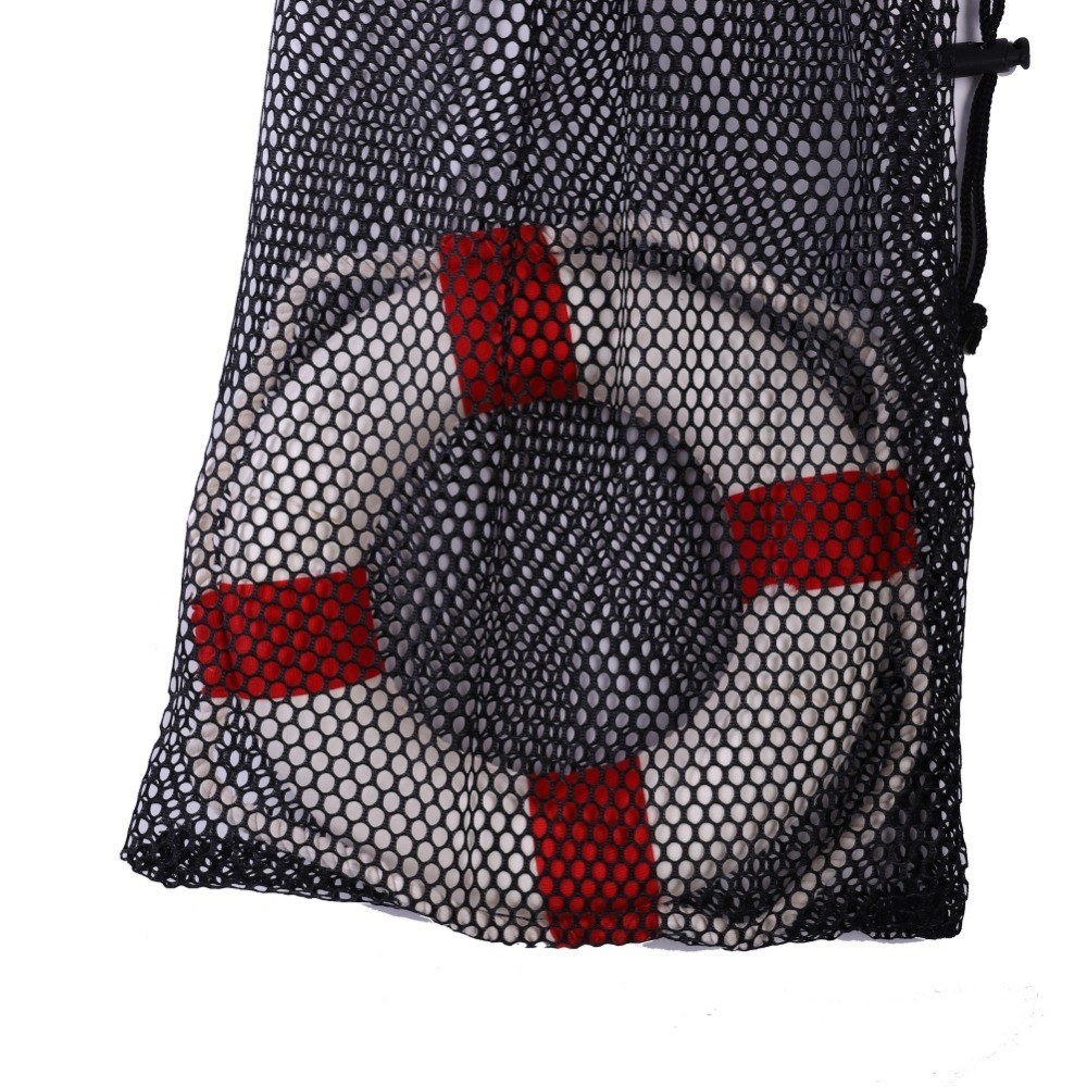 Quick Dry Swim Diving Drawstring Bag For Water Sports Snorkelling Packing Net Bags Pool Swimming Bags Outdoor Swimwear Pouch