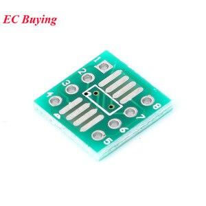 Image 2 - 35 ชิ้นบอร์ด PCB SMD Turn To DIP Adapter Converter แผ่น SOP MSOP SSOP TSSOP SOT23 8 10 14 16 20 24 28 SMT DIP