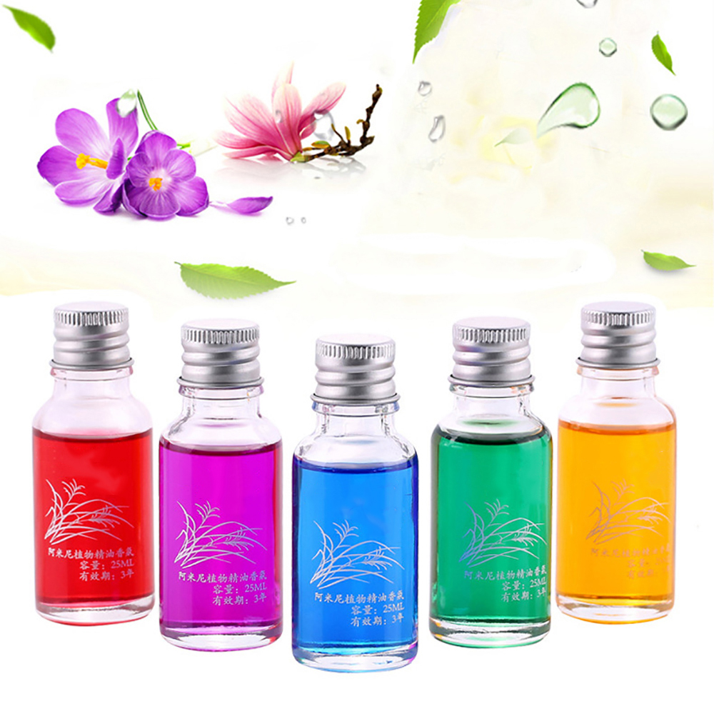 Car Air Freshener 25ml Automotive Perfume Smell Odor Refill Multi-Flavor Liquid Fragnace Scent Replacement Flavoring Accessories