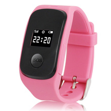 ZGPAX S22 Kids GSM GPS LBS Location GPRS Track Monitoring Security Smart Watch Support SIM For Children smartphone Sos Enfants