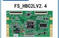 LOGIC BOARD FS_HBC2LV2.4 hebben twee soorten LCD board FS-HBC2LV2.4 voor verbinden met KLV-52V440A LTY520HB07 T-CON verbinden boord
