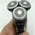 Hombre máquina de afeitar 2016 original de la marca 3d máquina de afeitar recargable hombres afeitadora eléctrica de tres cabezas de philips hq6970 afeitadora navaja