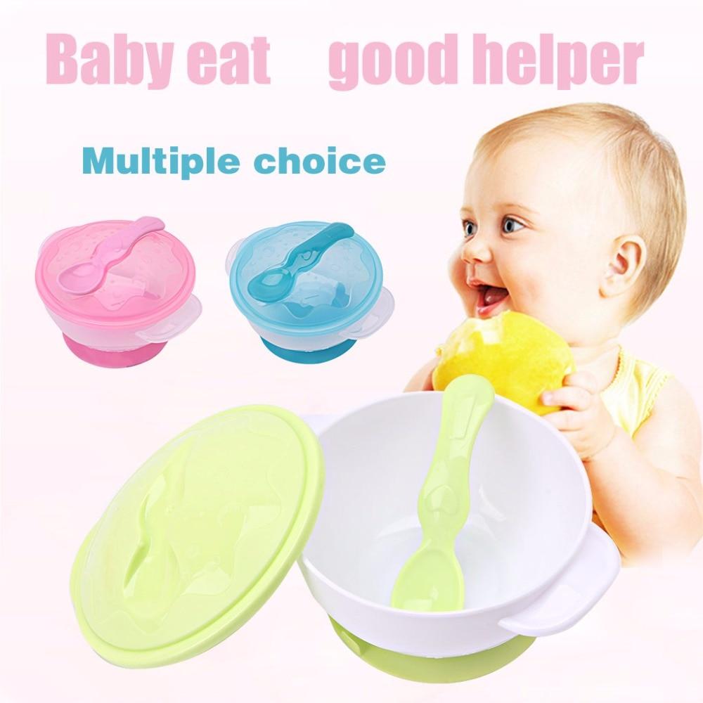 Antideslizante Pared Succión Niño Vajilla Bebé Niños Sucker - Alimentación - foto 3