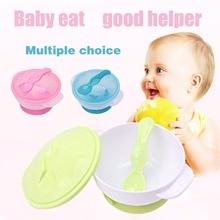 Tableware Baby Sucker Dishes