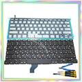 """Brand new RU Russo Teclado com Backlight & parafusos do teclado & ferramentas chave de fenda para Macbook Retina 13.3 """"A1502 2013-2015Years"""
