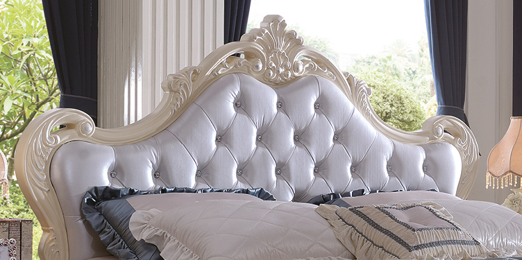 King Top French Bed