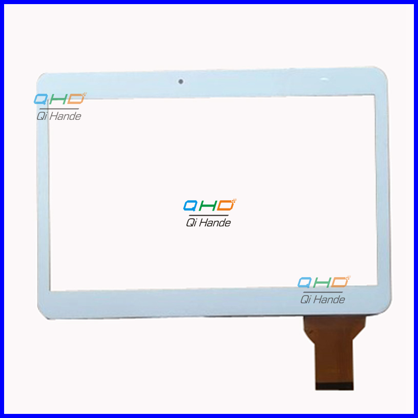 MJK-0331-V1 black or white 10.1 inch LCD touch panel LCD touch digitizer glass for tablet PC MID