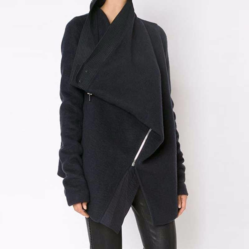Winter black jacket 3
