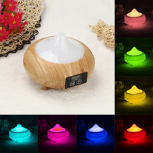 Auto  7 Colors LED Ultrasonic Aroma Humidifier Air Aromatherapy Essential Oil Diffuser JAN16 car-styling led car styling