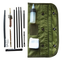 Soft Bullet Gun Shotgun Cleaning Kit Suitable For 5 56mm Rifle Tube Brush AR Series M16