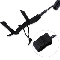 e681bfd5d Rope Rescue Protective Safety Accessories Double Outdoor Stand Up Paddle  Board Surf Leash Foot Elastic Leg