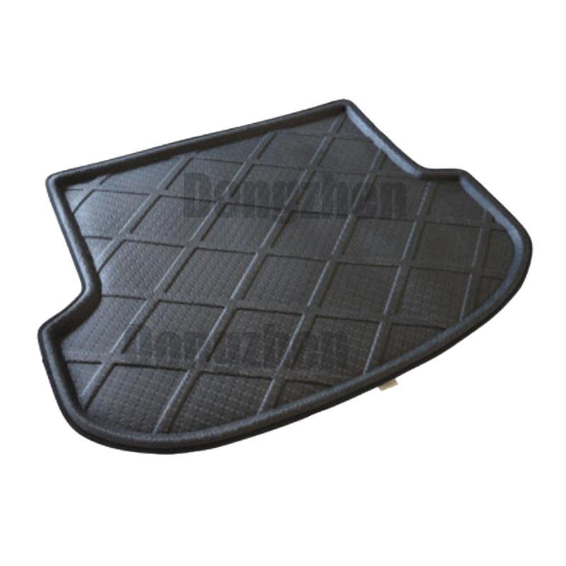 Car Auto Rear Trunk Mat Boot Liner Cargo Floor Mat Tray Sticker Dog Pet Cover fit for Kia Sorento 5 Seat 2013-2016 Car Accessory