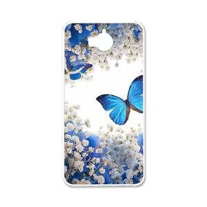 Мягкий ТПУ чехол для телефона Huawei Y6 2017 силиконовый чехол для Huawei Y5 2017 MYA-L22 MYA-L03 MYA-L23 Чехлы бампер