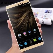 XGODY Smartphone 6.0 Inch Quad Core Dual SIM Cards 1GB RAM+8GB ROM Android 5.1 MTK6580 WCDMA 3G Unlocked Cell Phones