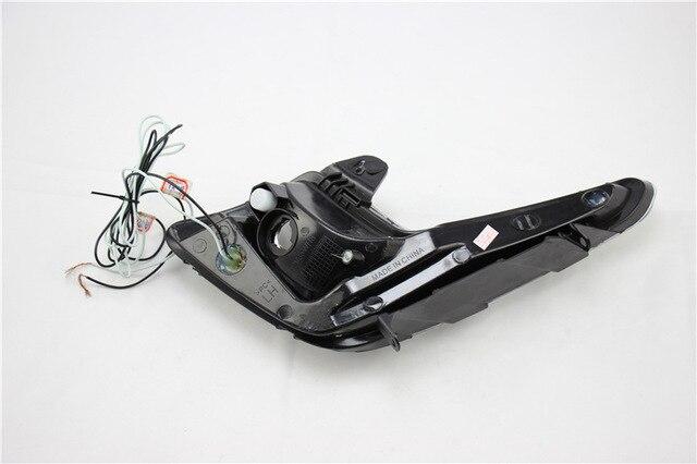 Changement de courroie de clignotant   Pour Kia K2 feu de jour dédié
