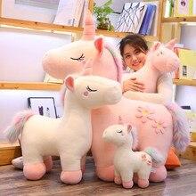 Stuffed Animal Kiss Unicorn Plush Toy Adorable Soft Toys For Children