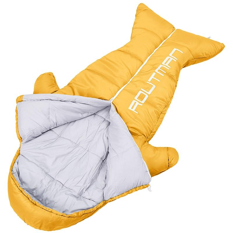 Ultralight Sleeping Bag Children Camping Sleeping Bag Kids Sleeping Bag Camping Vacuum Bed Camping Accessories 1