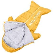 Сверхлегкий спальный мешок, детский спальный мешок для кемпинга, детский спальный мешок для кемпинга, Вакуумная кровать, аксессуары для кемпинга 1,0/1,25 кг