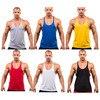 Bodybuilding Brand Tank Top Men Stringer Tank Top Fitness Singlet Sleeveless 1