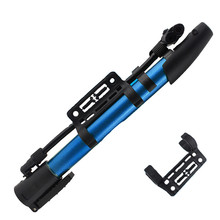 Mini Tyre Mountain Bike Pump bicycle home high pressure portable small basketball children electric battery car gas pipe inflata
