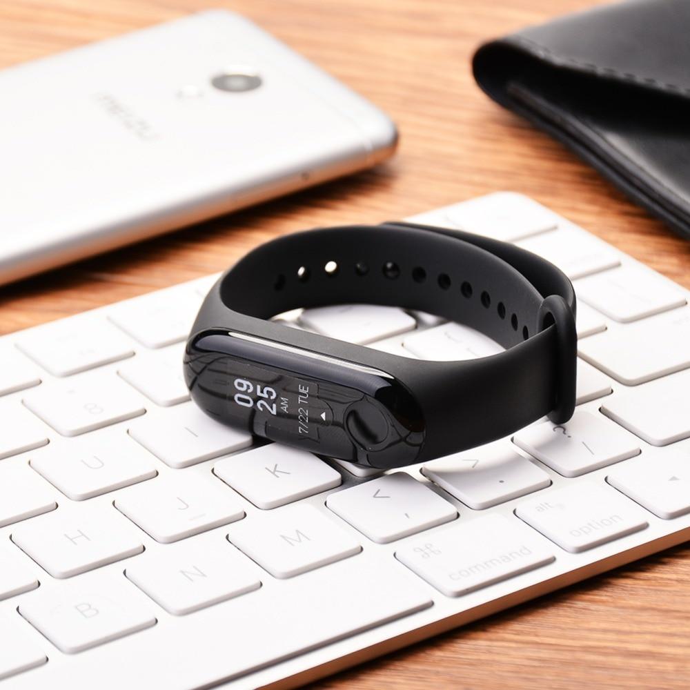 "Original Mi Band 3 Fitness Tracker Smart Bracelet 0.78""Color Screen 5ATM Waterproof Heart Rate Monitor Global Smartband In Stock 14"