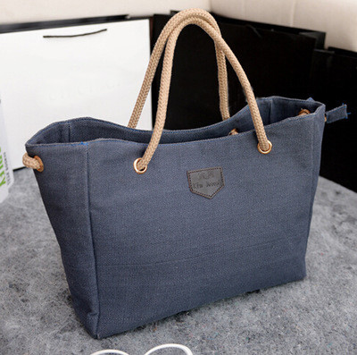 2015-New-Canvas-Handbag-Personality-Contracted-Large-Bag-Single-Or-Double-Rope-Shoulder-Bag-For-Woman (2)