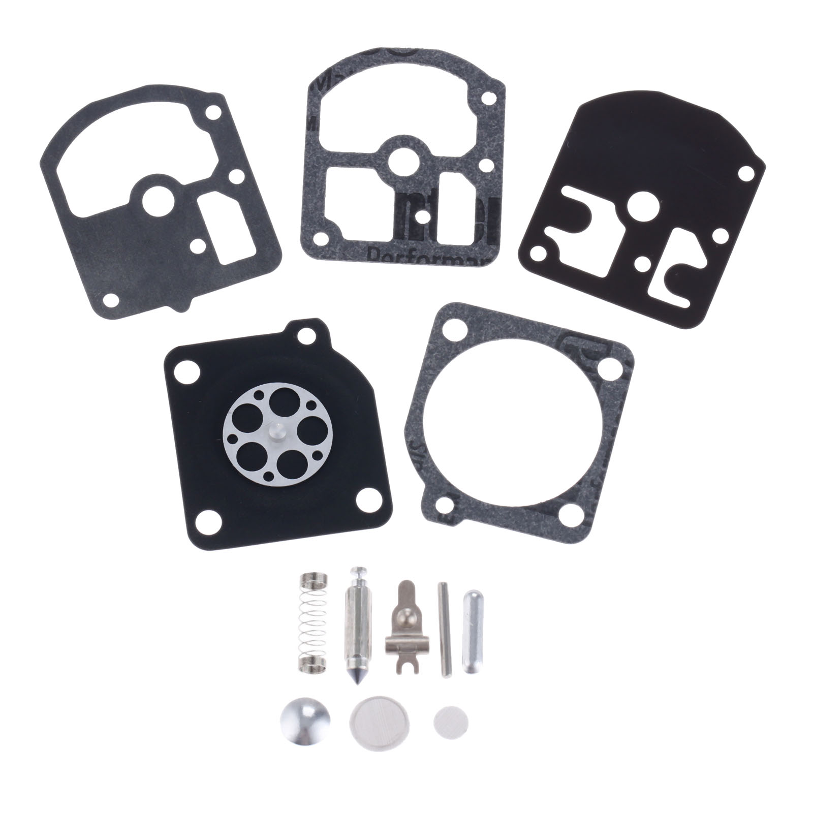 DRELD Carburetor Repair Kit fit for Echo CS280E CS280EP Chainsaw Zama C1S K1D Carbs HOMELITE 240 STIHL 09 010 TRIMMER CHAINSAWS in Grass Trimmer from Tools