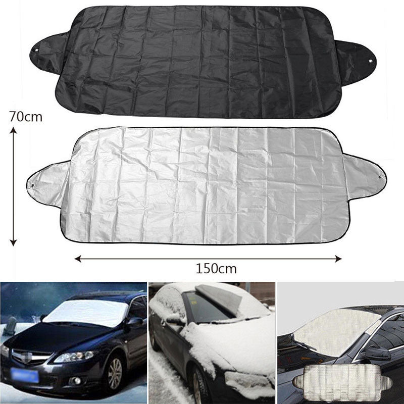 LARGE Size TOP Car Cover frost ice screen protector full window screen winter