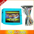 free shipping arcade game kit  Pandora jamma game pcb box4 +28pin Wire harness for LCD / CRT 645 in 1 arcade video game machine