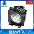 Bombilla de repuesto para proyector lámpara con la vivienda ET-LAD57W ET-LAD57 para PT-D5700 PT-D5700L PT-D5700UL PT-DW5100 PT-DW5100L...