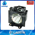 Replacement projector bulb lamp with housing ET-LAD57W ET-LAD57 for PT-D5700 PT-D5700L PT-D5700UL PT-DW5100 PT-DW5100L ...