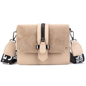 Image 1 - 2019 yeni mini çanta kadın moda ins ultra yangın retro geniş omuz askısı askılı çanta çanta basit stil Crossbody çanta
