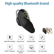 Buy Wireless  Bluetooth Earphones Business Mini Free Bill of Lading Side Stereo Earbud Headset directly from merchant!