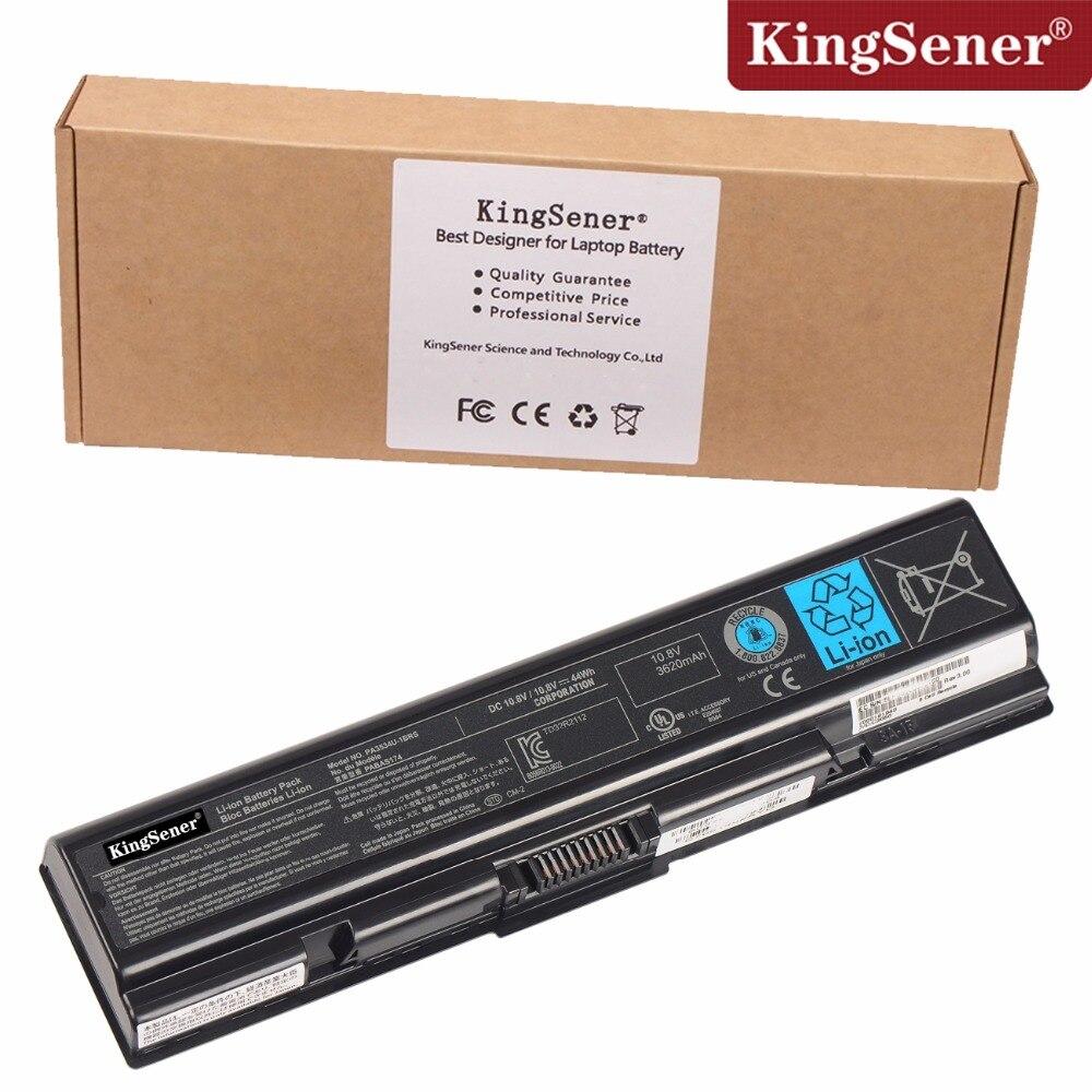 KingSener Japanese Cell New PA3534U-1BRS Battery for Toshiba Satellite A200 A210 A300 A350 L300 L500 L505 PA3533U-1BRS PA3534U kingsener japanese cell new 191yn laptop battery for dell alienware 15 r1 15 r2 191yn 14 8v 92wh free 2 years warranty