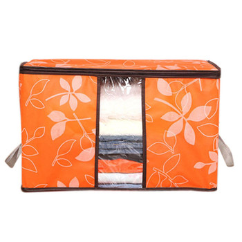 Storage Organization Bag for Clothes Blanket Quilt Home Organizers Storage Bag