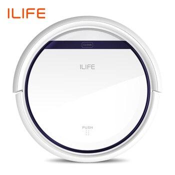 آي لايف V3s برو جهاز آلي لتنظيف الأتربة المنزل المنزلية المهنية تجتاح آلة للحيوانات الاليفة الشعر مكافحة الاصطدام التغذية التلقائية