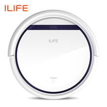 ILIFE V3s Pro Robot Vacuum Cleaner Home Household Professional Sweeping Machine for Pet hair Anti Collision Automatic Recharge(China)