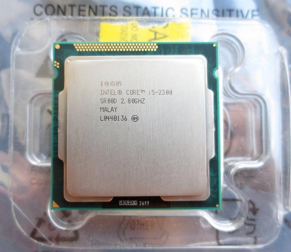 Intel Core i5 2300 2 80GHz 6MB Socket 1155 CPU Processor SR00D