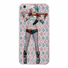 Suicide Squad Phone Case For iPhone