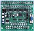 Plc controlador lógico programável única placa plc FX2N 20MT plc download online, STM32 MCU 12 entrada 8 saída PLC118 #