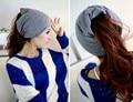 2016 Sólido Para Mujer Útiles Gorros Invierno Caliente Moda Jordan Gorros Gorras Sombrero de La Novedad Ocasional Otoño Bonito Regalo de Navidad