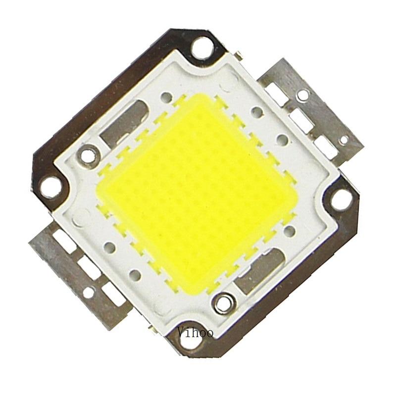 Led Chip 1W 10W 20W 30W 50W 100W Integrated Leds Spotlight DIY Projector Outdoor Street Flood Light COB 30*30mil High Power 1pcs